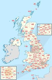 British Postal Codes
