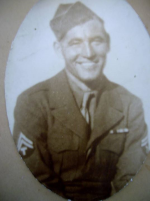 Dad January 1946